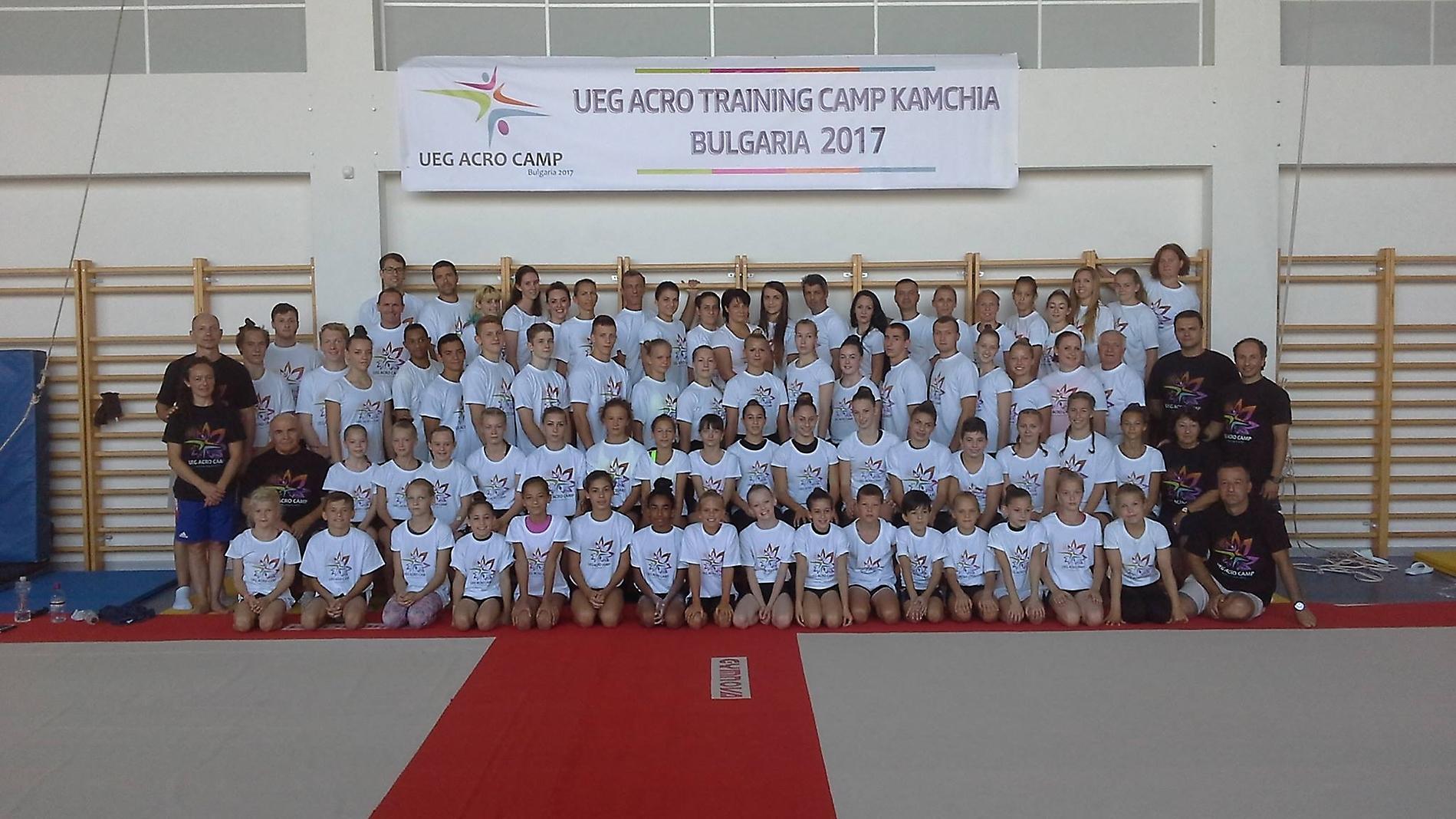 Trainingscamp Bulgarien 2017